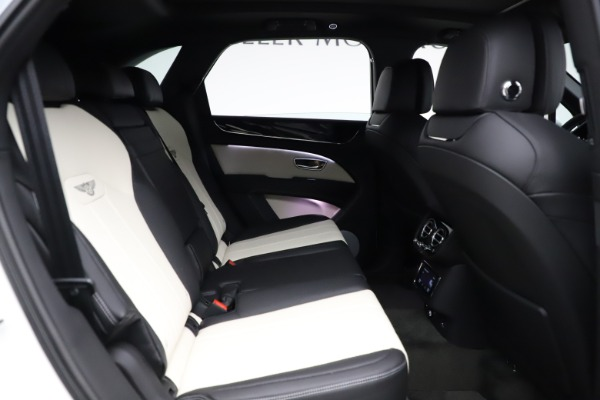 New 2021 Bentley Bentayga V8 for sale Call for price at Bugatti of Greenwich in Greenwich CT 06830 24