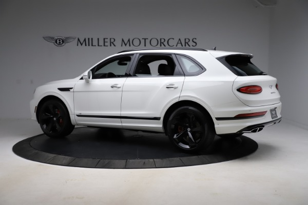 New 2021 Bentley Bentayga V8 for sale Call for price at Bugatti of Greenwich in Greenwich CT 06830 4