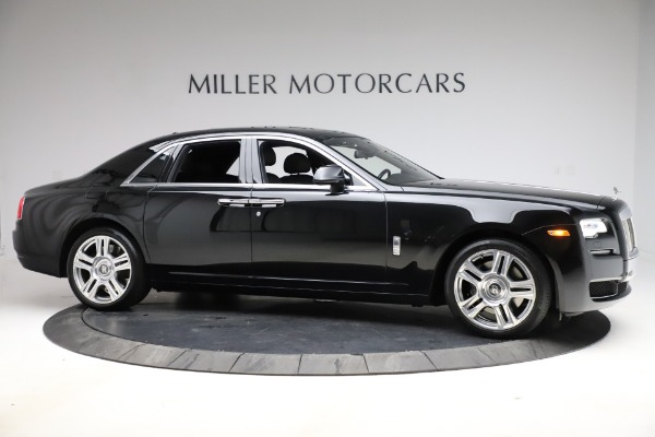 Used 2016 Rolls-Royce Ghost for sale $165,900 at Bugatti of Greenwich in Greenwich CT 06830 10
