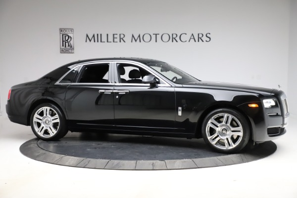 Used 2016 Rolls-Royce Ghost for sale $165,900 at Bugatti of Greenwich in Greenwich CT 06830 11