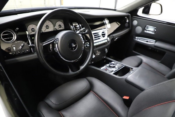 Used 2016 Rolls-Royce Ghost for sale $165,900 at Bugatti of Greenwich in Greenwich CT 06830 15