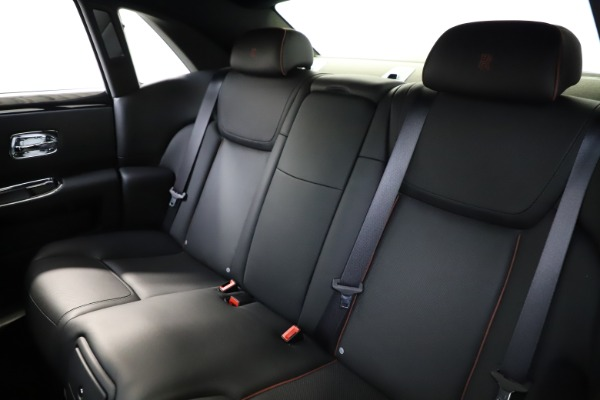Used 2016 Rolls-Royce Ghost for sale $165,900 at Bugatti of Greenwich in Greenwich CT 06830 17
