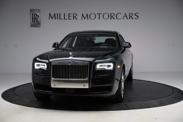 Used 2016 Rolls-Royce Ghost for sale $165,900 at Bugatti of Greenwich in Greenwich CT 06830 2