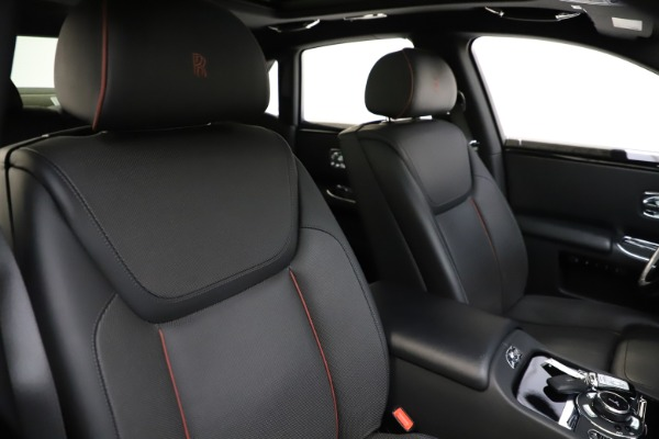 Used 2016 Rolls-Royce Ghost for sale $165,900 at Bugatti of Greenwich in Greenwich CT 06830 20