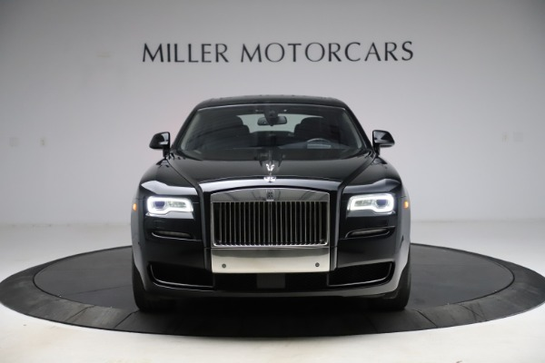 Used 2016 Rolls-Royce Ghost for sale $165,900 at Bugatti of Greenwich in Greenwich CT 06830 3