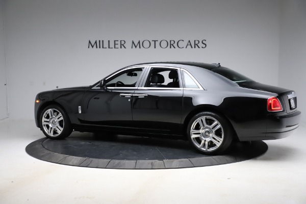 Used 2016 Rolls-Royce Ghost for sale $165,900 at Bugatti of Greenwich in Greenwich CT 06830 5
