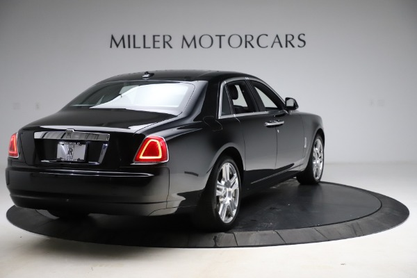 Used 2016 Rolls-Royce Ghost for sale $165,900 at Bugatti of Greenwich in Greenwich CT 06830 7