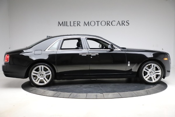 Used 2016 Rolls-Royce Ghost for sale $165,900 at Bugatti of Greenwich in Greenwich CT 06830 9