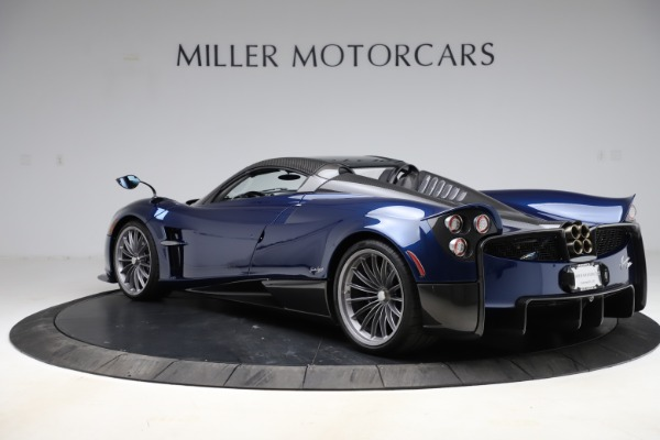 Used 2017 Pagani Huayra Roadster for sale Call for price at Bugatti of Greenwich in Greenwich CT 06830 16
