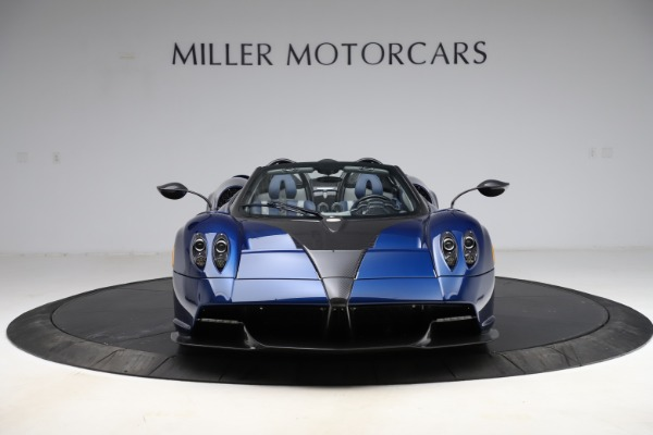 Used 2017 Pagani Huayra Roadster for sale Call for price at Bugatti of Greenwich in Greenwich CT 06830 21