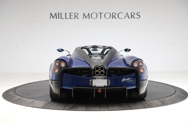 Used 2017 Pagani Huayra Roadster for sale Call for price at Bugatti of Greenwich in Greenwich CT 06830 6