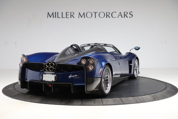 Used 2017 Pagani Huayra Roadster for sale Call for price at Bugatti of Greenwich in Greenwich CT 06830 7