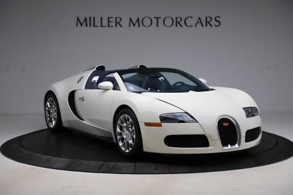 Used 2010 Bugatti Veyron 16.4 Grand Sport for sale Call for price at Bugatti of Greenwich in Greenwich CT 06830 10