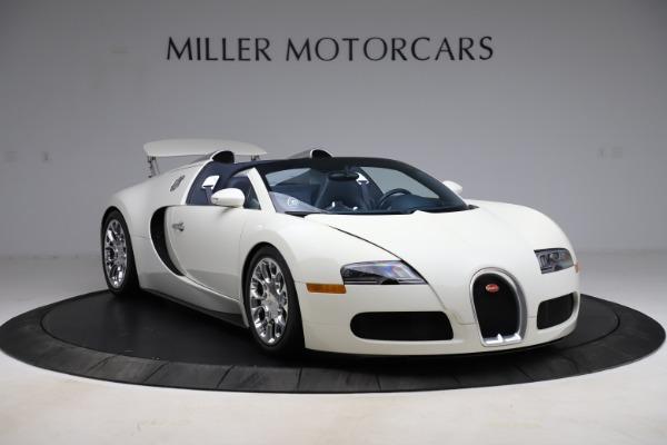 Used 2010 Bugatti Veyron 16.4 Grand Sport for sale Call for price at Bugatti of Greenwich in Greenwich CT 06830 11