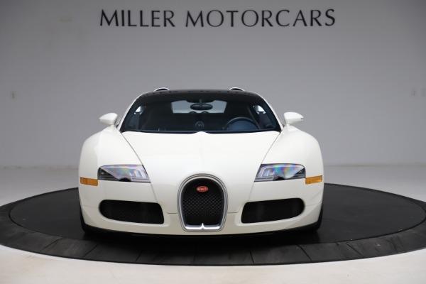 Used 2010 Bugatti Veyron 16.4 Grand Sport for sale Call for price at Bugatti of Greenwich in Greenwich CT 06830 12