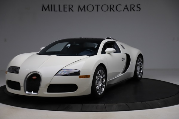 Used 2010 Bugatti Veyron 16.4 Grand Sport for sale Call for price at Bugatti of Greenwich in Greenwich CT 06830 13