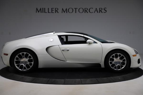 Used 2010 Bugatti Veyron 16.4 Grand Sport for sale Call for price at Bugatti of Greenwich in Greenwich CT 06830 16