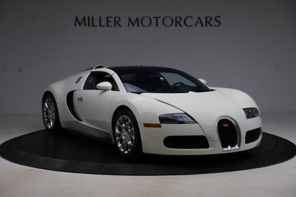 Used 2010 Bugatti Veyron 16.4 Grand Sport for sale Call for price at Bugatti of Greenwich in Greenwich CT 06830 17
