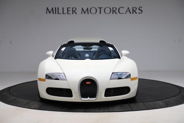 Used 2010 Bugatti Veyron 16.4 Grand Sport for sale Call for price at Bugatti of Greenwich in Greenwich CT 06830 18