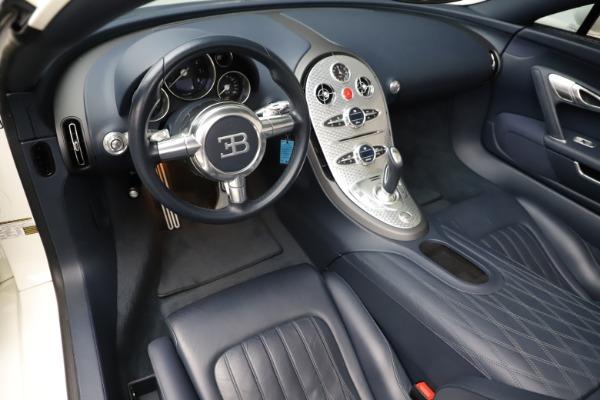 Used 2010 Bugatti Veyron 16.4 Grand Sport for sale Call for price at Bugatti of Greenwich in Greenwich CT 06830 19