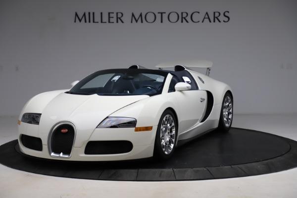Used 2010 Bugatti Veyron 16.4 Grand Sport for sale Call for price at Bugatti of Greenwich in Greenwich CT 06830 2