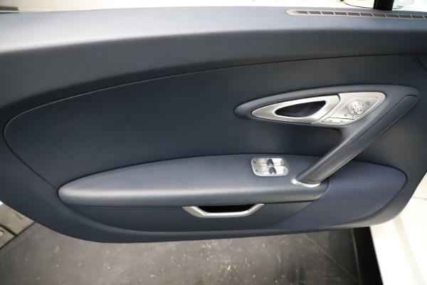 Used 2010 Bugatti Veyron 16.4 Grand Sport for sale Call for price at Bugatti of Greenwich in Greenwich CT 06830 22