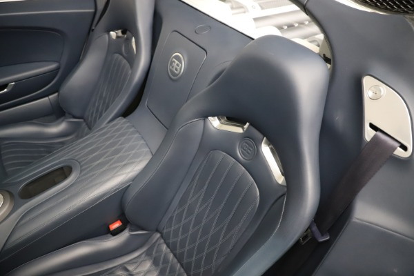 Used 2010 Bugatti Veyron 16.4 Grand Sport for sale Call for price at Bugatti of Greenwich in Greenwich CT 06830 23