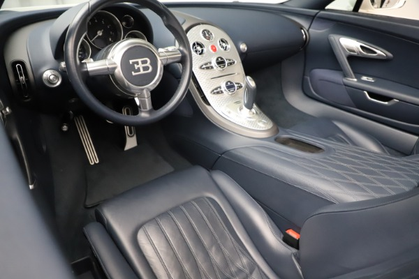 Used 2010 Bugatti Veyron 16.4 Grand Sport for sale Call for price at Bugatti of Greenwich in Greenwich CT 06830 24