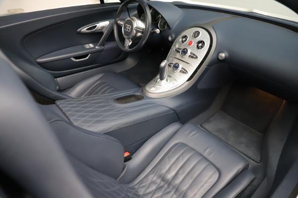 Used 2010 Bugatti Veyron 16.4 Grand Sport for sale Call for price at Bugatti of Greenwich in Greenwich CT 06830 25