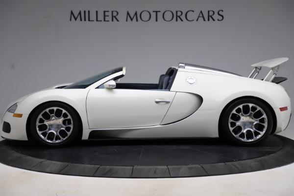 Used 2010 Bugatti Veyron 16.4 Grand Sport for sale Call for price at Bugatti of Greenwich in Greenwich CT 06830 3