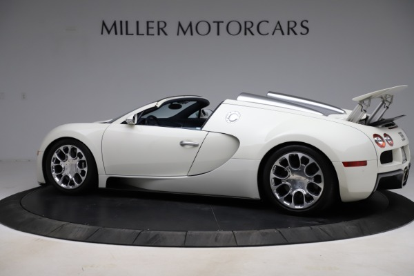 Used 2010 Bugatti Veyron 16.4 Grand Sport for sale Call for price at Bugatti of Greenwich in Greenwich CT 06830 4