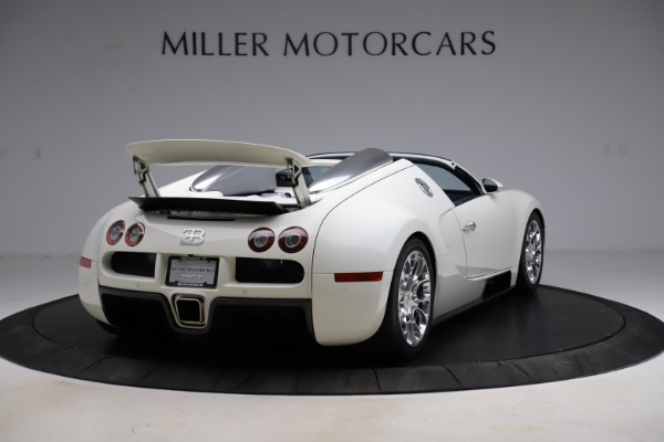 Used 2010 Bugatti Veyron 16.4 Grand Sport for sale Call for price at Bugatti of Greenwich in Greenwich CT 06830 7