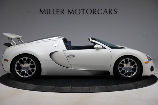 Used 2010 Bugatti Veyron 16.4 Grand Sport for sale Call for price at Bugatti of Greenwich in Greenwich CT 06830 9