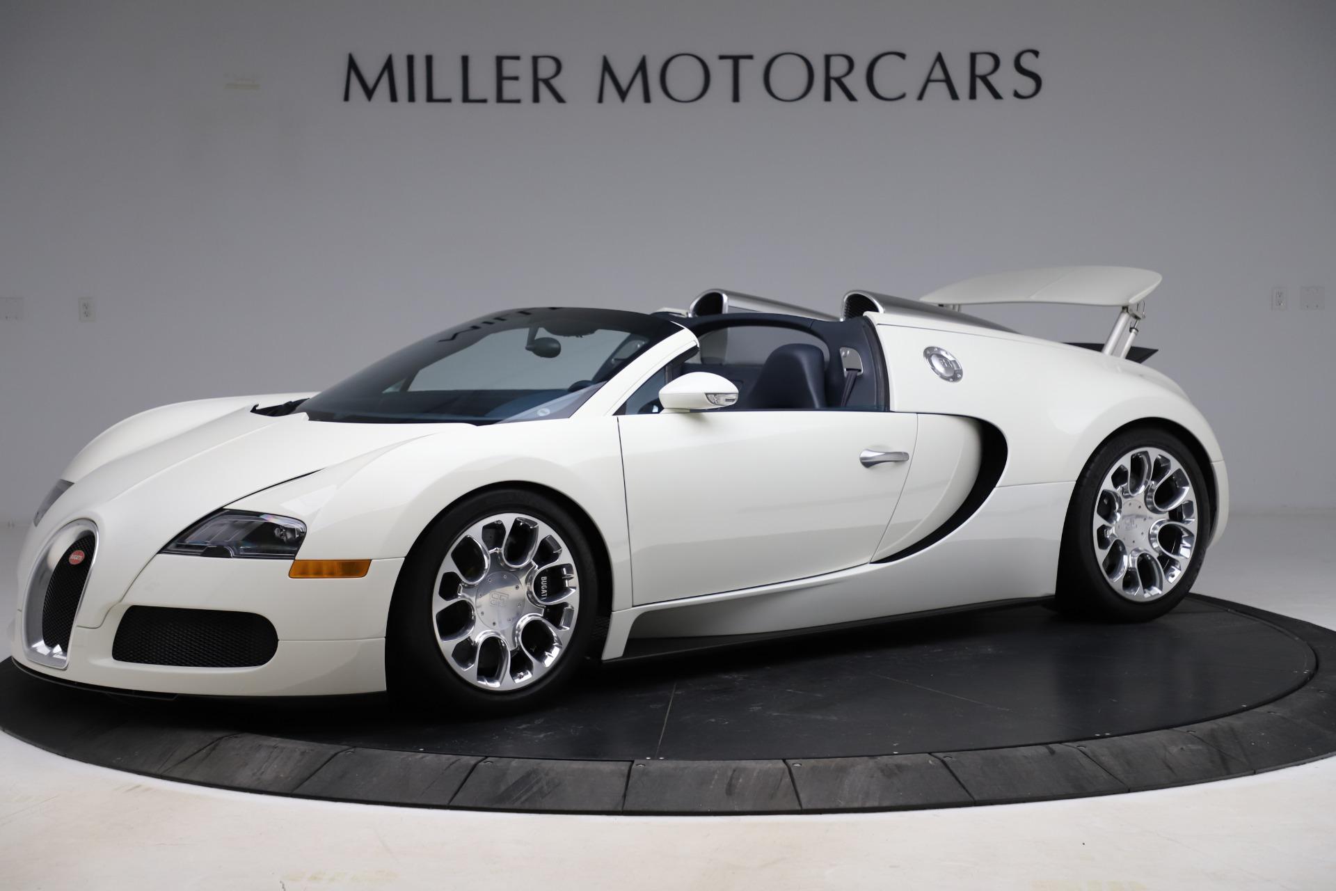 Used 2010 Bugatti Veyron 16.4 Grand Sport for sale Call for price at Bugatti of Greenwich in Greenwich CT 06830 1
