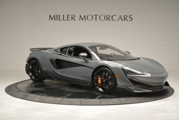 Used 2019 McLaren 600LT Luxury for sale Call for price at Bugatti of Greenwich in Greenwich CT 06830 10