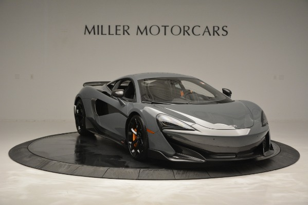 Used 2019 McLaren 600LT Luxury for sale Call for price at Bugatti of Greenwich in Greenwich CT 06830 11