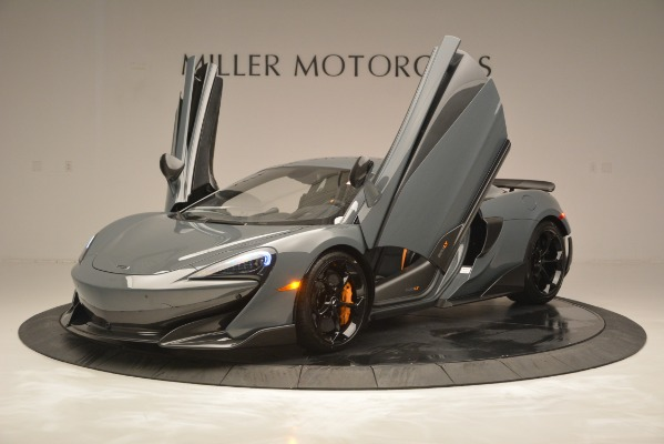Used 2019 McLaren 600LT Luxury for sale Call for price at Bugatti of Greenwich in Greenwich CT 06830 14