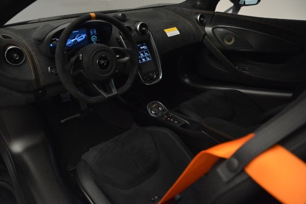 Used 2019 McLaren 600LT Luxury for sale Call for price at Bugatti of Greenwich in Greenwich CT 06830 17