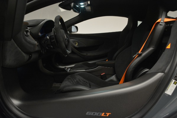 Used 2019 McLaren 600LT Luxury for sale Call for price at Bugatti of Greenwich in Greenwich CT 06830 18