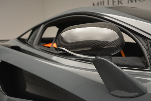 Used 2019 McLaren 600LT Luxury for sale Call for price at Bugatti of Greenwich in Greenwich CT 06830 26