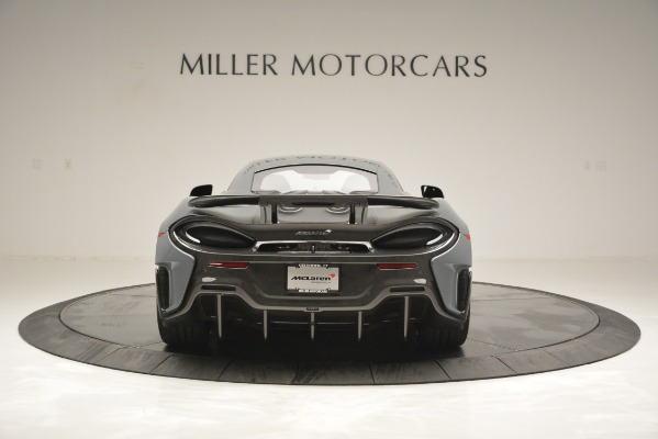 Used 2019 McLaren 600LT Luxury for sale Call for price at Bugatti of Greenwich in Greenwich CT 06830 6