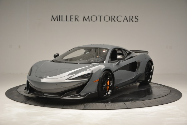 Used 2019 McLaren 600LT Luxury for sale Call for price at Bugatti of Greenwich in Greenwich CT 06830 1