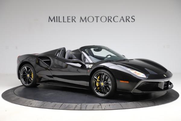 Used 2017 Ferrari 488 Spider for sale $284,900 at Bugatti of Greenwich in Greenwich CT 06830 10