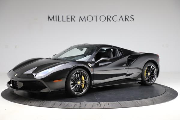 Used 2017 Ferrari 488 Spider for sale $284,900 at Bugatti of Greenwich in Greenwich CT 06830 14