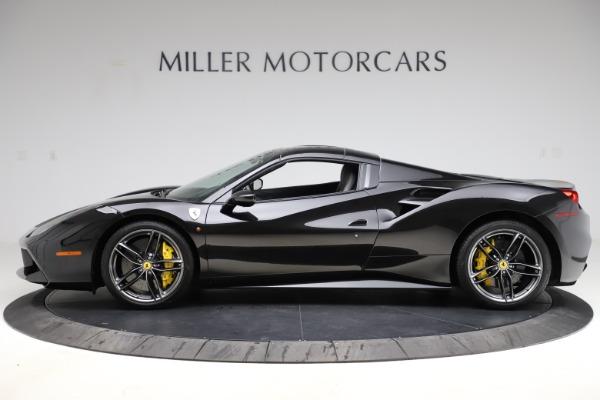 Used 2017 Ferrari 488 Spider for sale $284,900 at Bugatti of Greenwich in Greenwich CT 06830 15