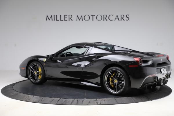 Used 2017 Ferrari 488 Spider for sale $284,900 at Bugatti of Greenwich in Greenwich CT 06830 16