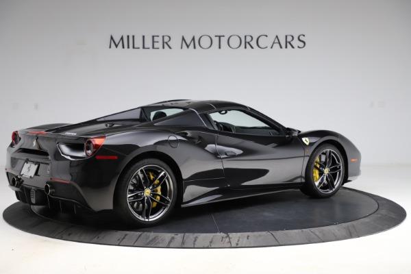 Used 2017 Ferrari 488 Spider for sale $284,900 at Bugatti of Greenwich in Greenwich CT 06830 20