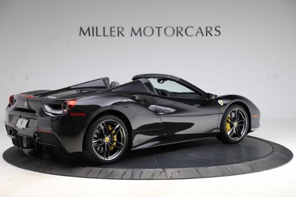 Used 2017 Ferrari 488 Spider for sale $284,900 at Bugatti of Greenwich in Greenwich CT 06830 8