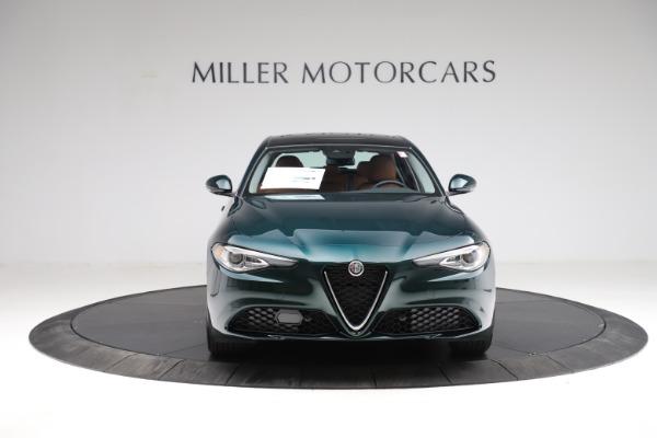 New 2021 Alfa Romeo Giulia Ti Q4 for sale $52,600 at Bugatti of Greenwich in Greenwich CT 06830 15