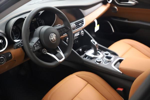 New 2021 Alfa Romeo Giulia Ti Q4 for sale $52,600 at Bugatti of Greenwich in Greenwich CT 06830 16